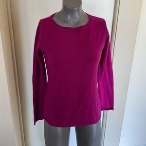 Lusso size medium💯 percent cashmere sweater.